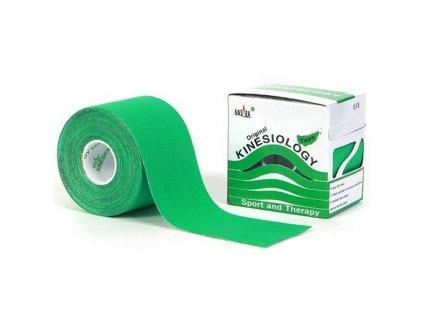 NASARA Tejp zelený 5 cm x 5 m