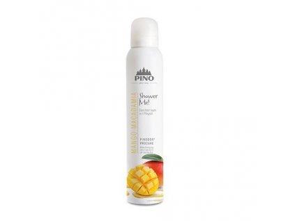 Aroma-sprchovací pěna Mango - Makadamiový olej 200 ml
