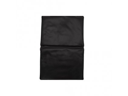 Rašelinový nosič tepla PREMIUM - 60x40 cm, černý