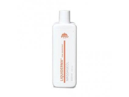 Liquiderma ® Pink Grapefruit, masážní olej 1000 ml
