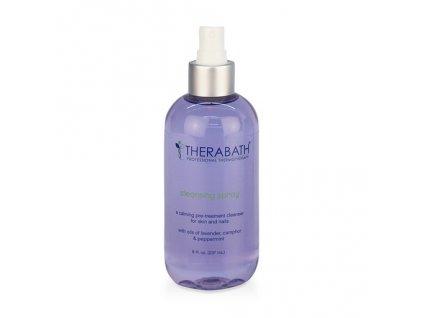 Čistící sprej - dezinfekce Therabath před parafínovou terapií 237 ml