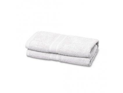 Kvalitní froté osuška ze 100% bavlny, bílá
