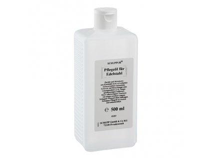 Ochranný olej na nerezové plochy Schuppur 500 ml