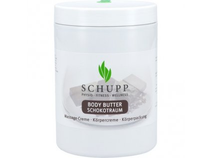Tělové máslo Body-Butter Čokoládový sen 1000 ml