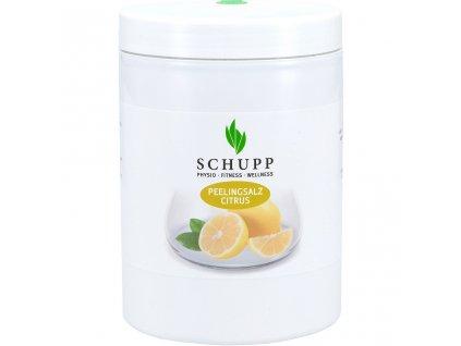 Peelingová sůl Citrus 1 kg