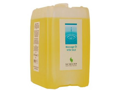 Masážní olej SCHUPP Vita silk 5000 ml Profirelax.cz