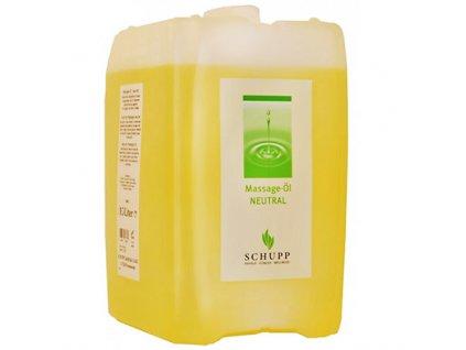 Masážní olej SCHUPP neutral 5000 ml Profirelax.cz