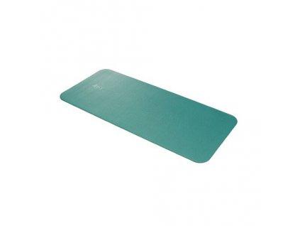 Cvičební podložka Airex Fitline lahvově zelená 180x60x1 cm