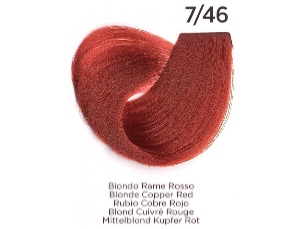 Inebrya Color - 7/46 /100 ml/