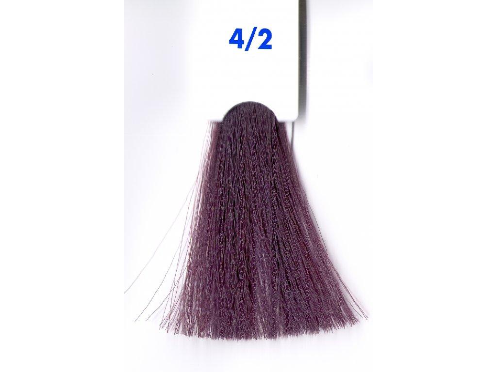 Inebrya Bionic Color - 4/2 /100 ml/