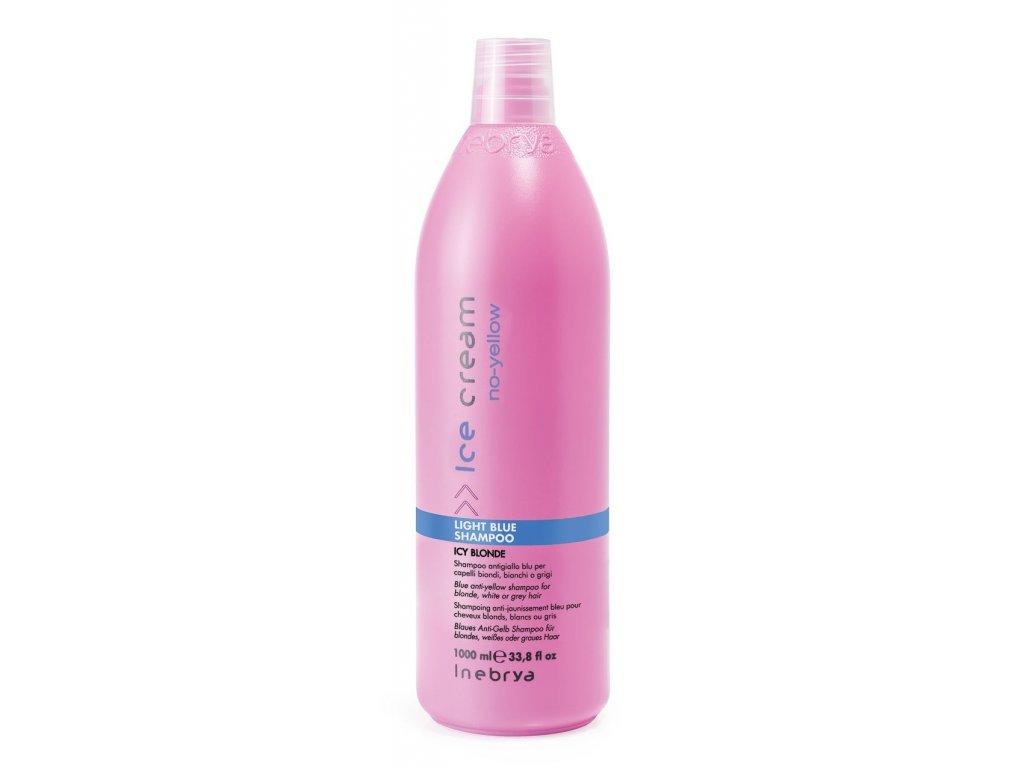 no yellow LIGHT BLUE SHAMPOO insha26020 light blue shampoo 1000ml
