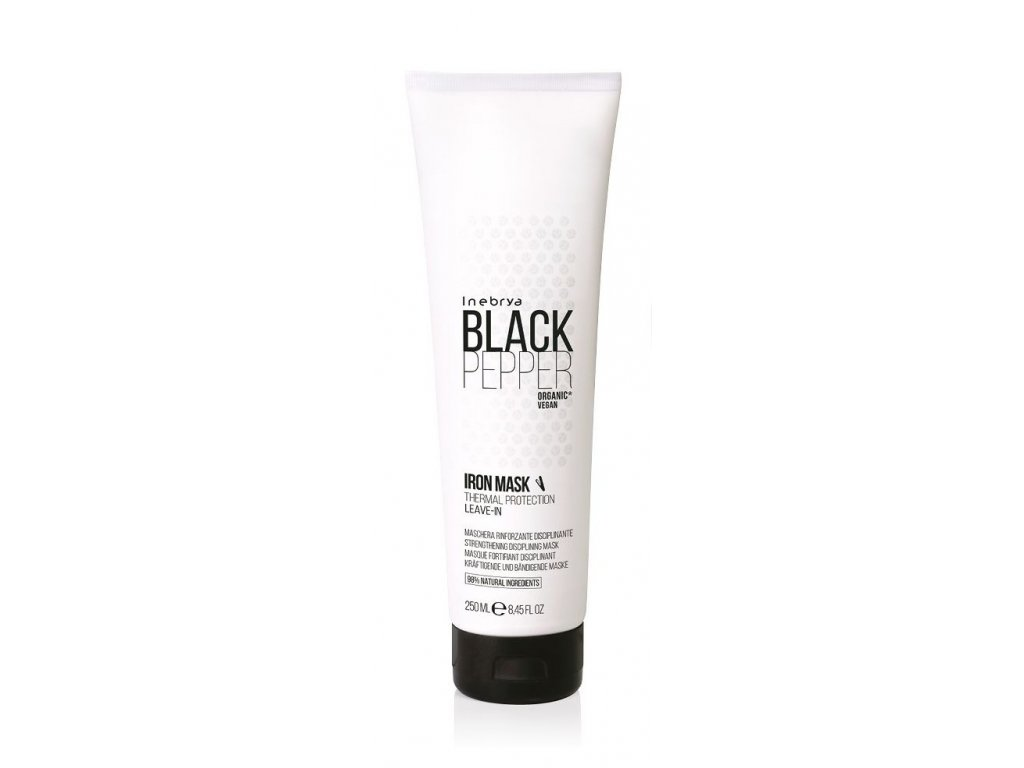black pepper IRON MASK incre26061 details 250ml