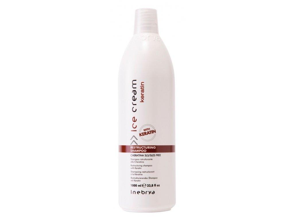 keratin RESTRUCTURING SHAMPOO scheda 06781 restructuring shampoo 1000ml