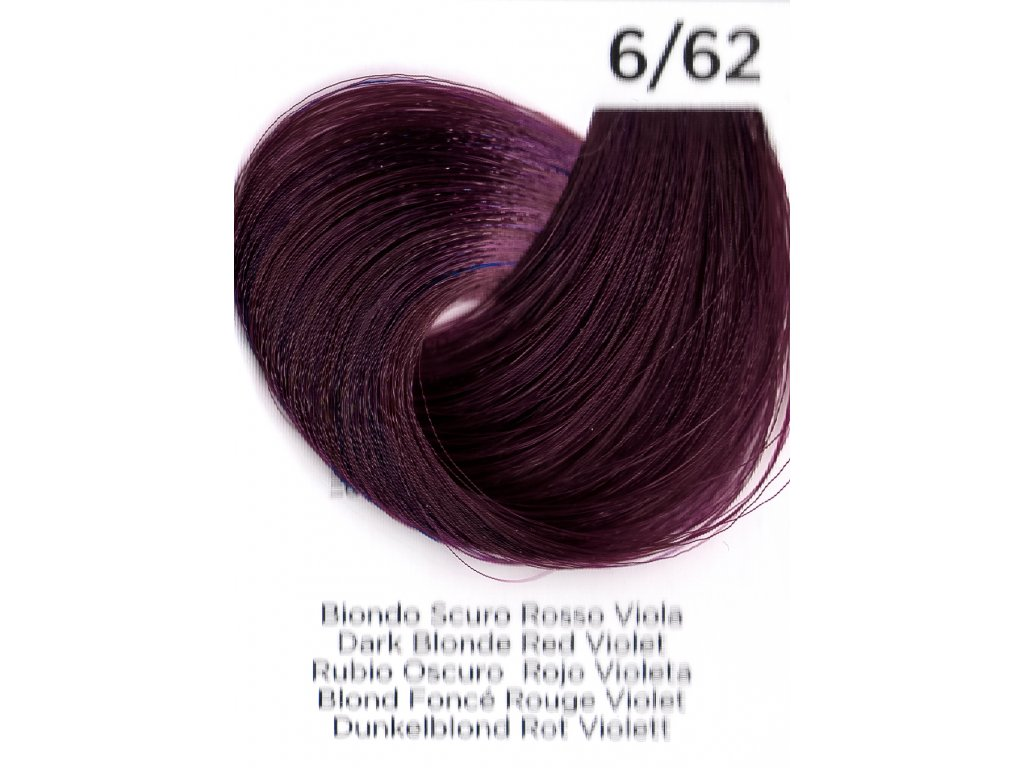 Inebrya Color - 6/62 /100 ml/