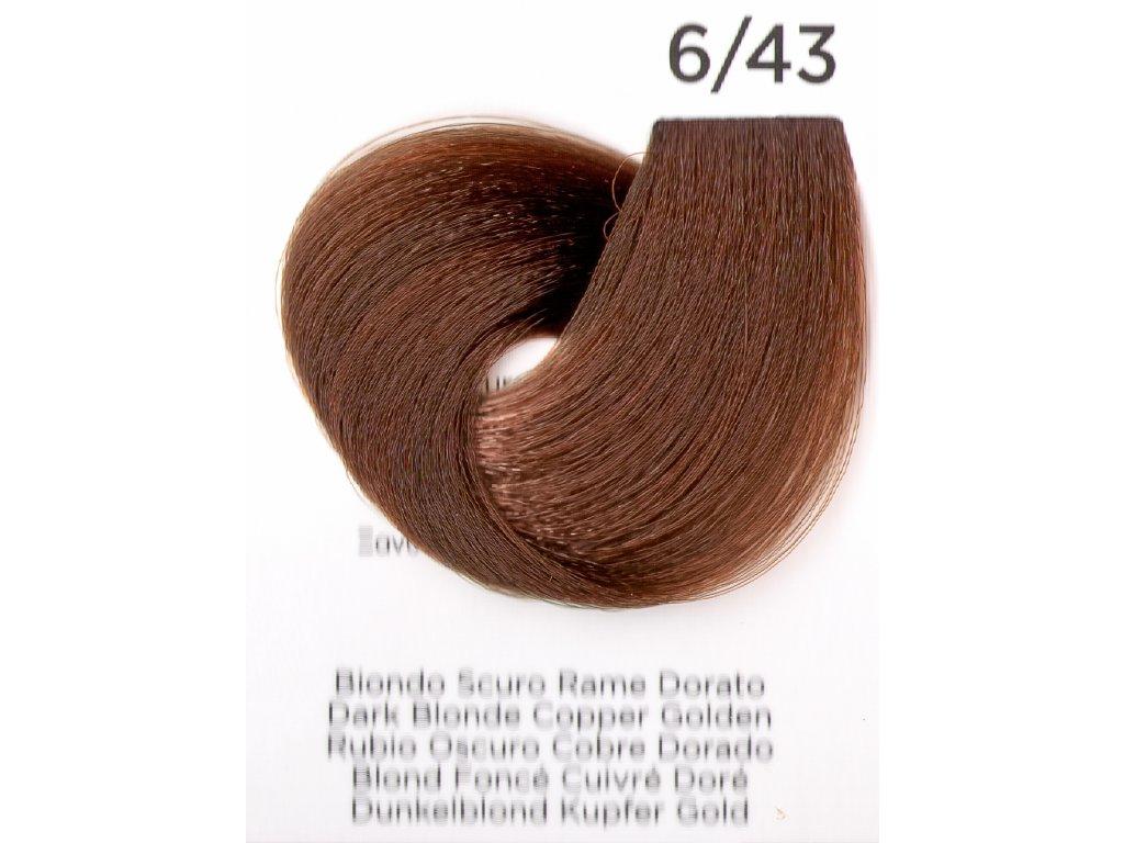 Inebrya Color - 6/43 /100 ml/