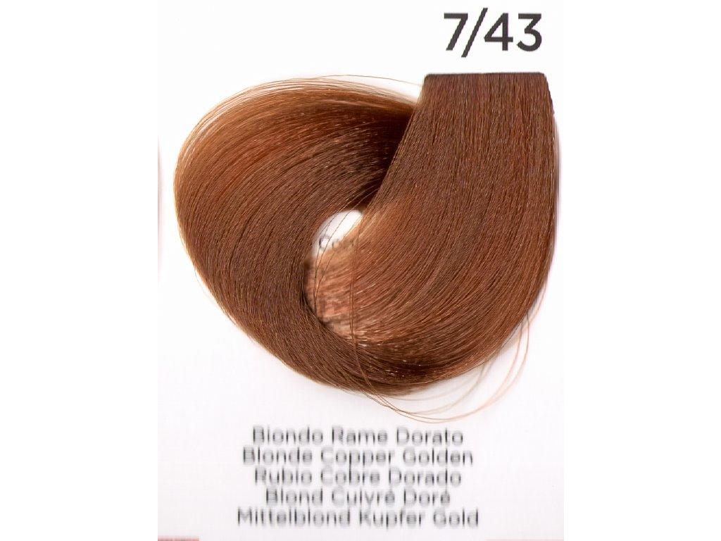 Inebrya Color - 7/43 /100 ml/