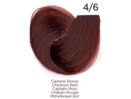 Inebrya Color - 4/6 /100 ml/