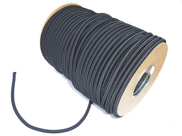 Elastické - gumové laná