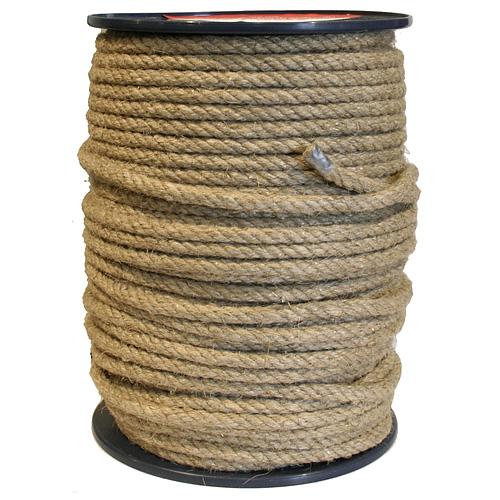 Konopné laná