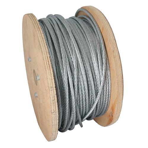 Oceľové laná