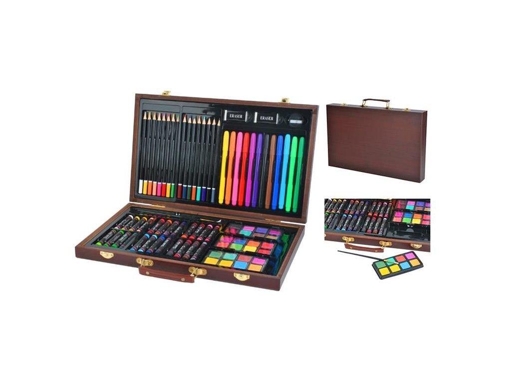 cze pl Malset Koffer Mega Set 81 polozek v kufru Umelecky malir Kreativni umeni 6072 13060 1