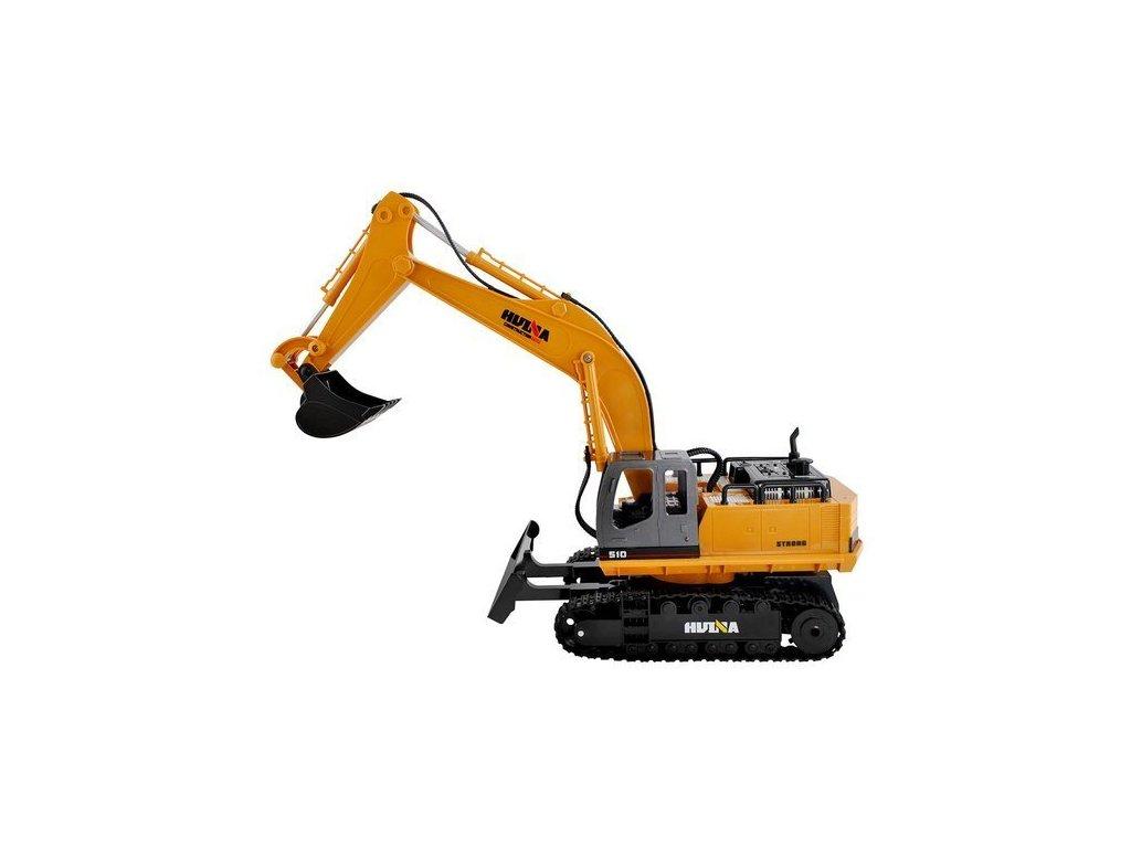 eng pl Large Metal Excavator Excavator Metal Bulldozer XXL 9513 14095 1