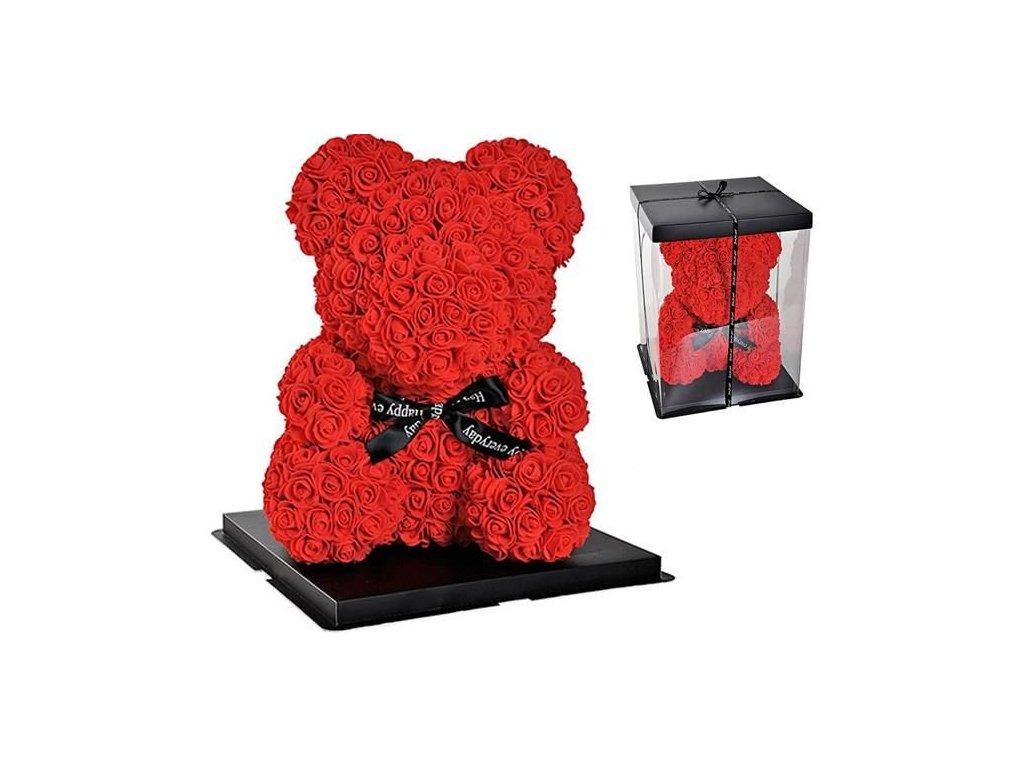 cze pl Rosenbar Art Rose Petals Decoration Gift Teddy 10291 14372 1