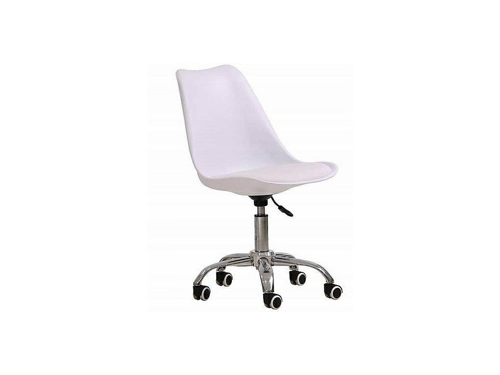 Krzeslo obrotowe biurowe fotel na kolkach kolory Obciazenie maksymalne 120 kg