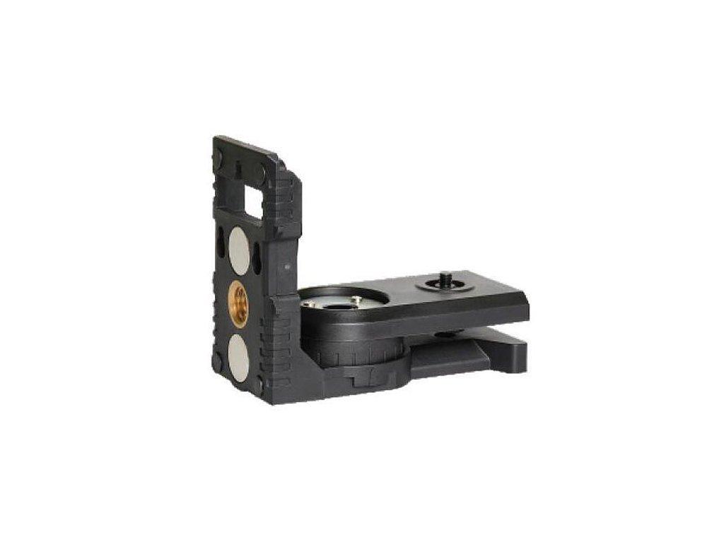 "Držiak lasera Strend Pro BA-3, 1/4"" a 5/8"", na stenu, s magnetom"