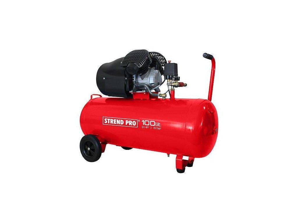 Kompresor Strend Pro HSV-100-08, 2,2 kW, 100 lit, 2 piestový
