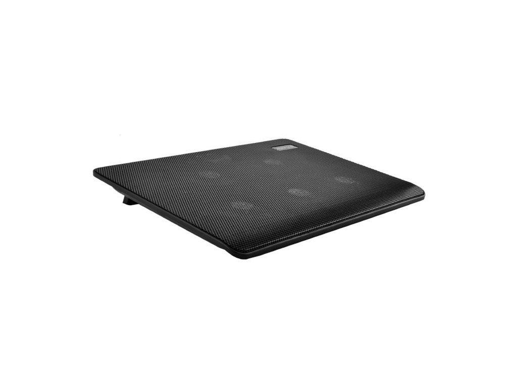 cze pl Stojan chladice notebooku 12 17 Pad 5 LED Chladici ventilator Nastavitelny napajeci zdroj USB 5721 13094 1