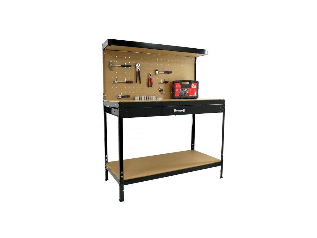 Pracovný stôl so zásuvkou 120 X 60 X 150 CM