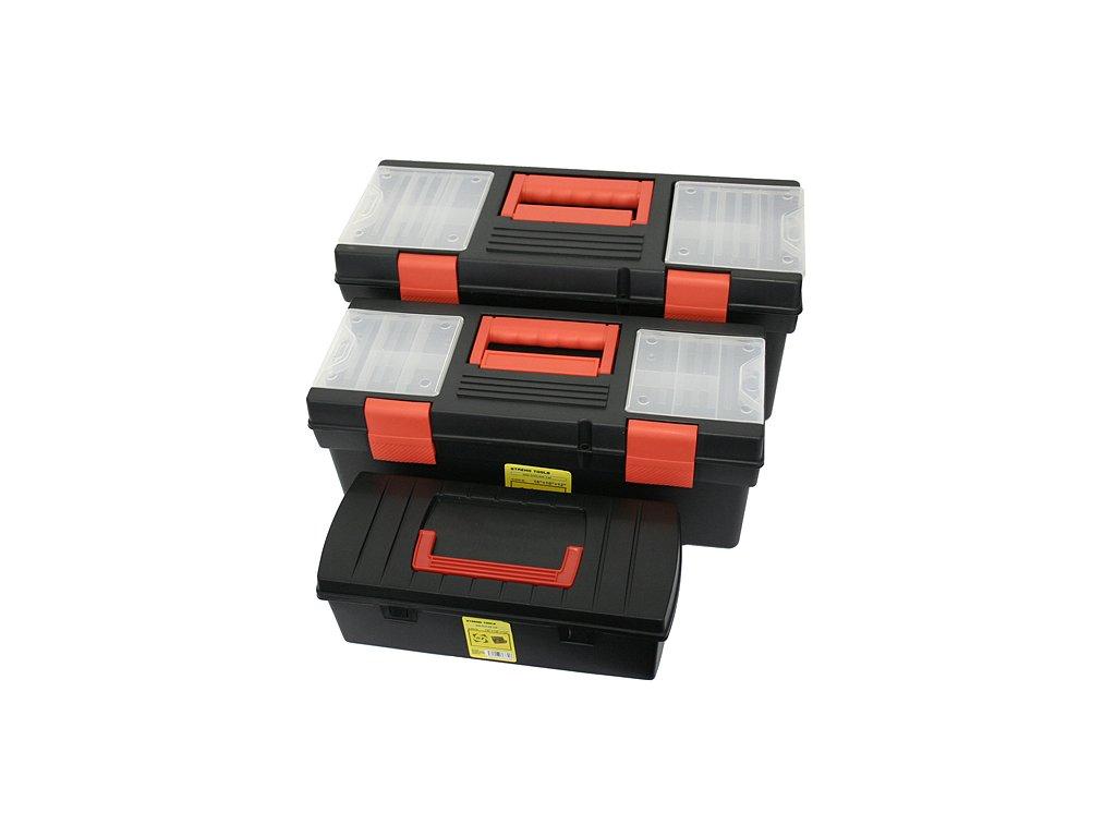 Box na náradie Strend Pro HL3035-S6, sada 3 ks, 450-400-300 mm, max. 10-8-5 kg
