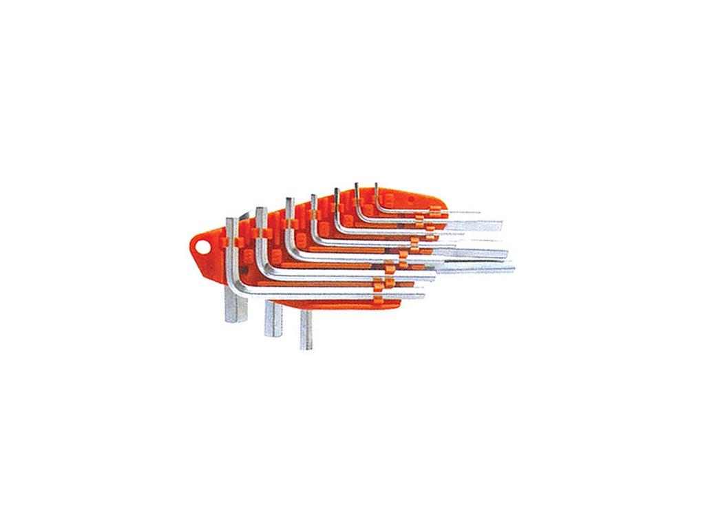 Sada kľúčov Strend Pro HK0031, 10 dielna, Hex, zástrčná, Imbus