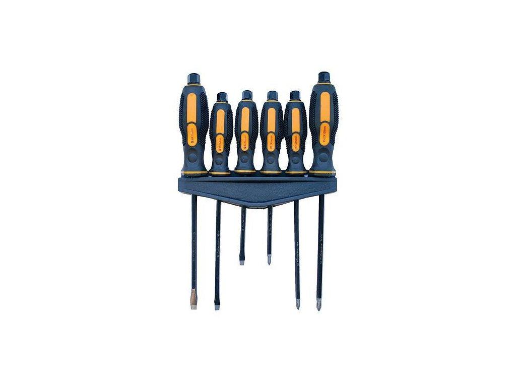 Sada skrutkovačov Strend Pro SD0440, s úderníkom, 6 dielna, Strike S2Pro