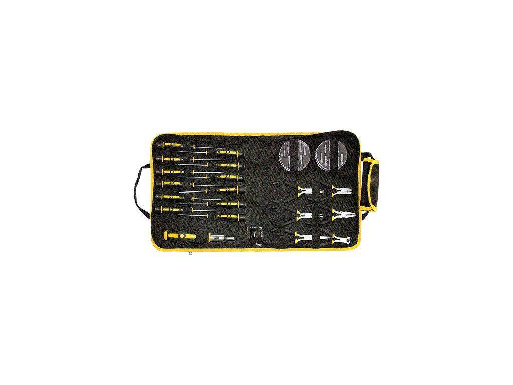 Sada náradia Strend Pro YF30034 • 39 dielna, mini, v brašni