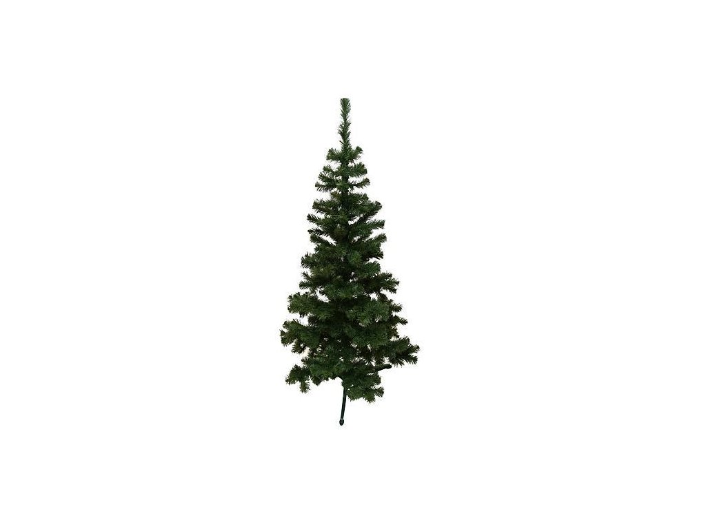 Stromček MagicHome Vianoce Classic1, jedľa tradičná tmavá, 210 cm