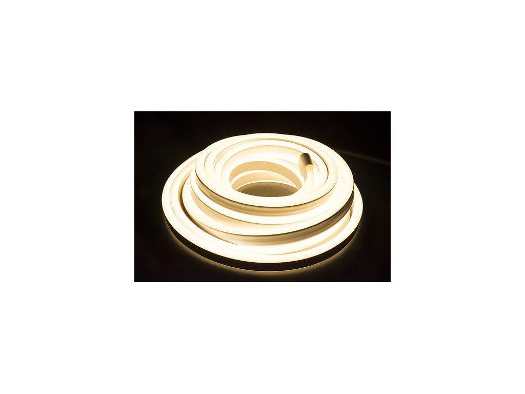 Reťaz MagicHome Vianoce Neonlight, 600 LED teplá biela, 230 V, 50 Hz, IP44, exteriér, L-5 m