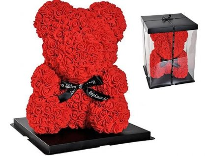 cze pl Rosenbar Art Rose Petals Decoration Gift Teddy 10291 14372 1