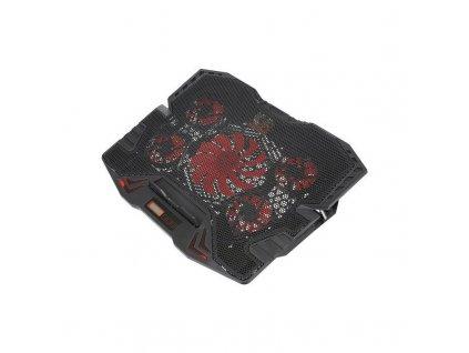 lcd chladiaca podlozka na notebook s regulariou fukania