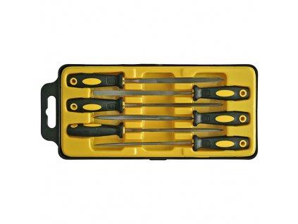Sada pilníkov Strend Pro FS2006, 6 dielna, 170 mm, ihlové