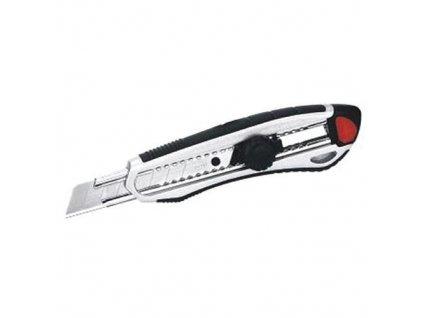 Nôž Strend Pro UKX-8100-2, 18 mm, odlamovací, s kolieskom, Alu/plast