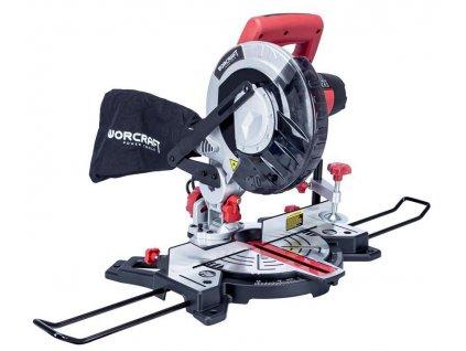 Píla Worcraft MST14-210, 210 mm, 1400W, pokosová s laserom