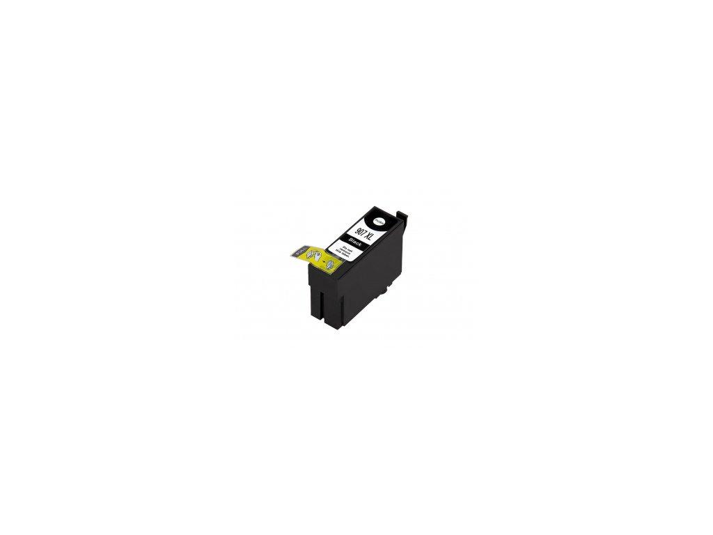 Alternativa HP 907 BK XL - inkoust black T6M19AE pro tiskárny HP, 50ml