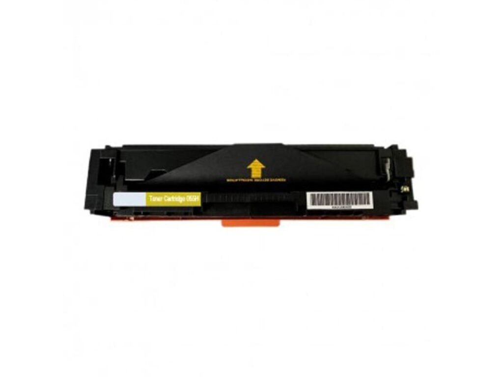 769853 ecotoner kompatibilni nahrada za canon crg 055h y toner yellow velkoobjemova na 5900 stran