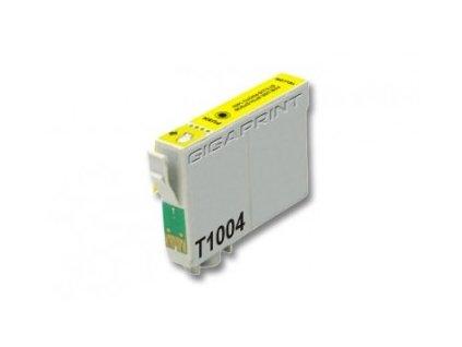 Alternativa Epson T1004  yellow pro tiskárny Epson, 17ml