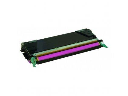 Alternativa  Lexmark C5220MS - toner magenta pro tiskárnu Lexmark