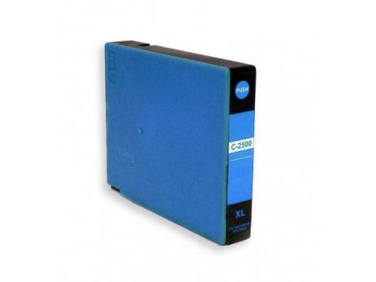 canon pgi 2500xl c modra cyan pgi 2500c 9265b001 kompatibilni inkoustova napln cartridge pro maxify ib4050 mb5030