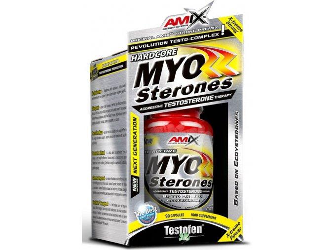 Amix Myo Sterones 90 kapslí