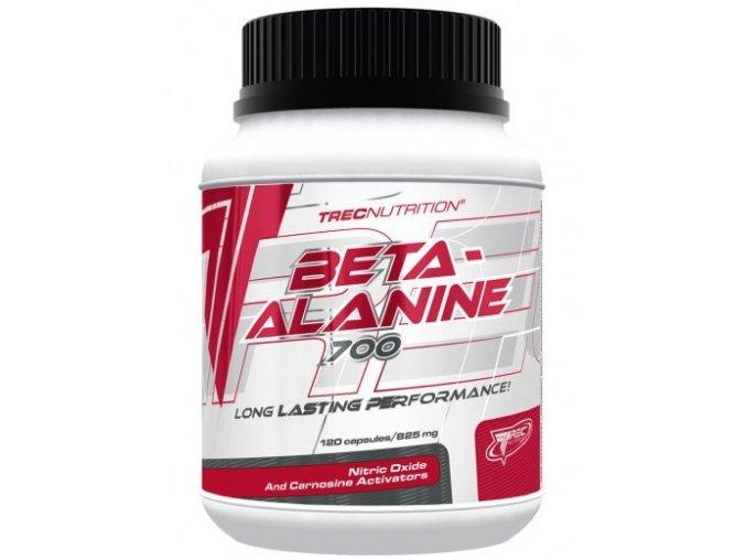 Trec Beta Alanine 700 120 kapslí